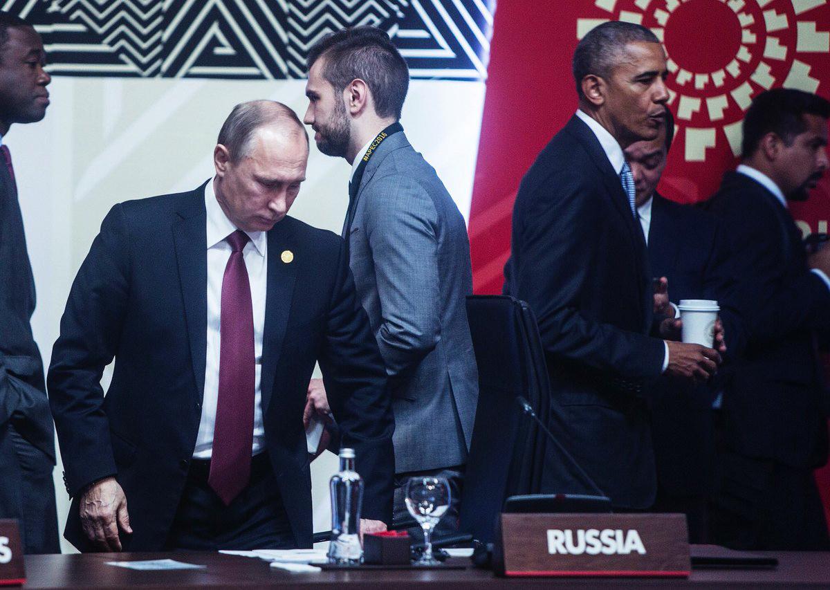 Обама уходит, Путин остается