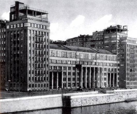 Загадочные здания Москвы.
