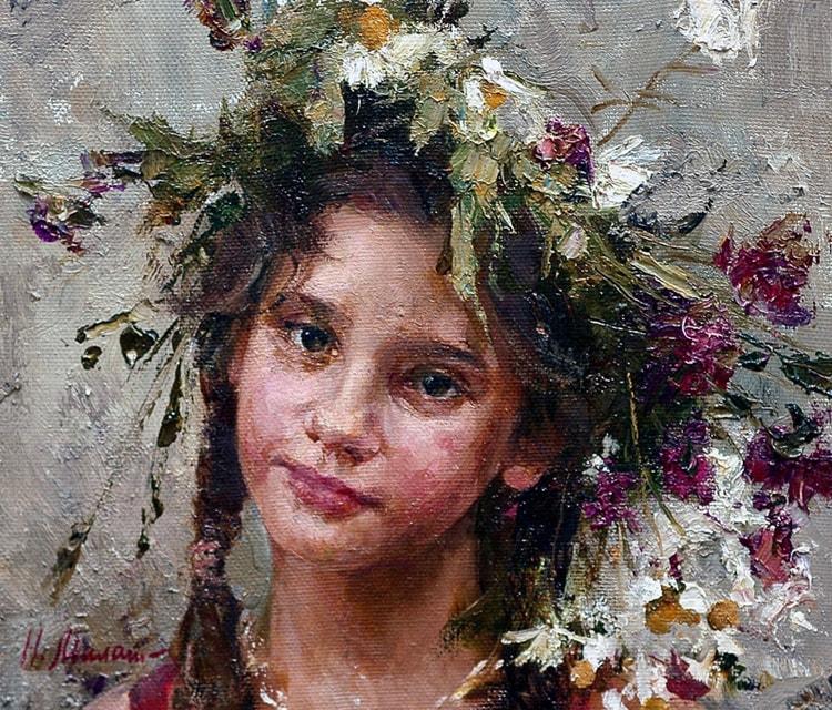 Бесконечное очарование детства в портретах кисти Натальи Милашевич