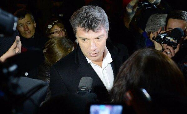 Какой ущерб Немцов нанес стране?