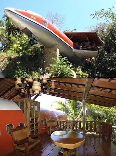 Странные и оригинальные проекты домов