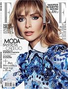 «Elle Poland»: Магдалена Мельцаж поработала в тандеме с фотографом Матеушем Станкевичем