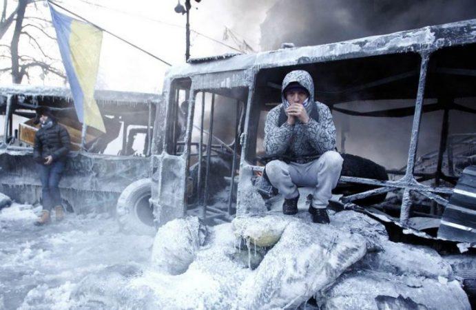 В надежде, что будет тепло: газ на Украине стремительно заканчивается
