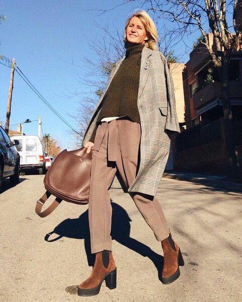3 лучших тренда моды зимы 2019 для женщин в 40 лет