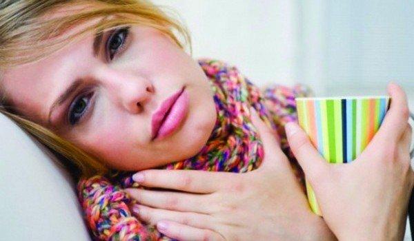 Заговор при боли в горле