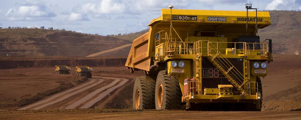 Роботизированные карьеры и шахты: будущее промышленности