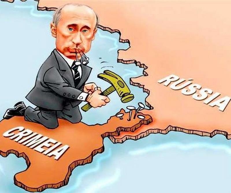 Краткое резюме украинских СМИ о строительстве Керченского моста