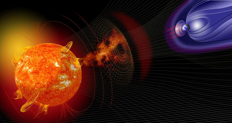 Ученые Обнаружили Закономерность У Солнечных Бурь