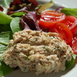 Салат из Тунца и Майонеза,рецепт,блюдо,рецепт с фото