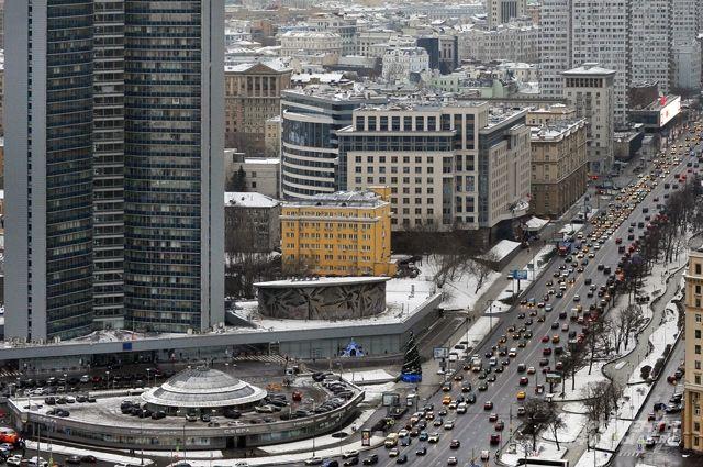 Оттепель в Москве может продлиться до конца недели