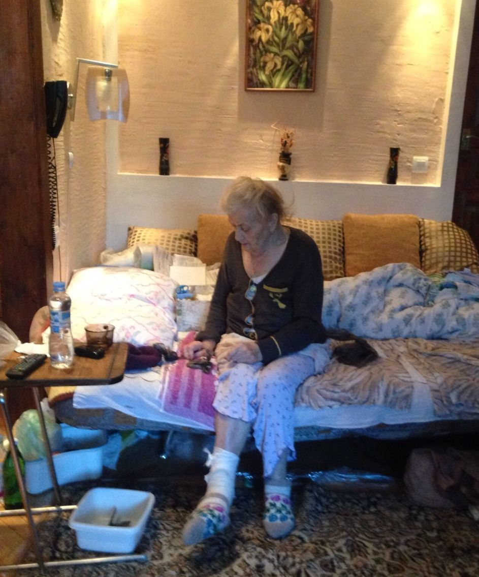 В Воронеже пенсионерке вмест…