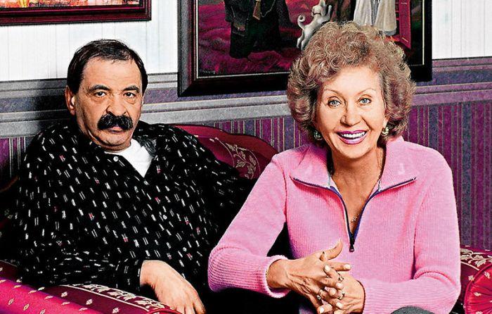 Илья и Ирина Олейниковы: Свадьба, похожая на похороны, и 39 лет веселого счастья