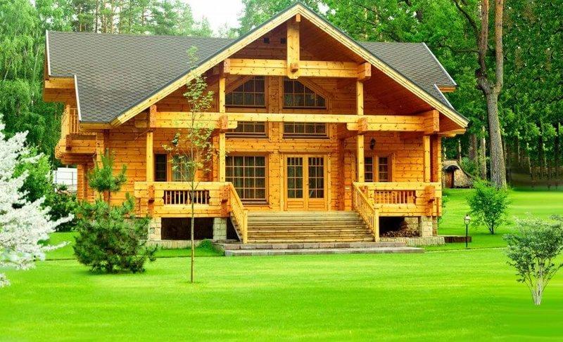 10 мифов о деревянных домах