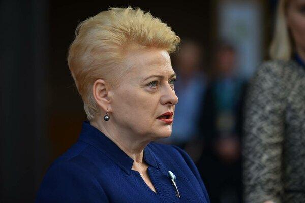 Литва осталась без денег Евр…