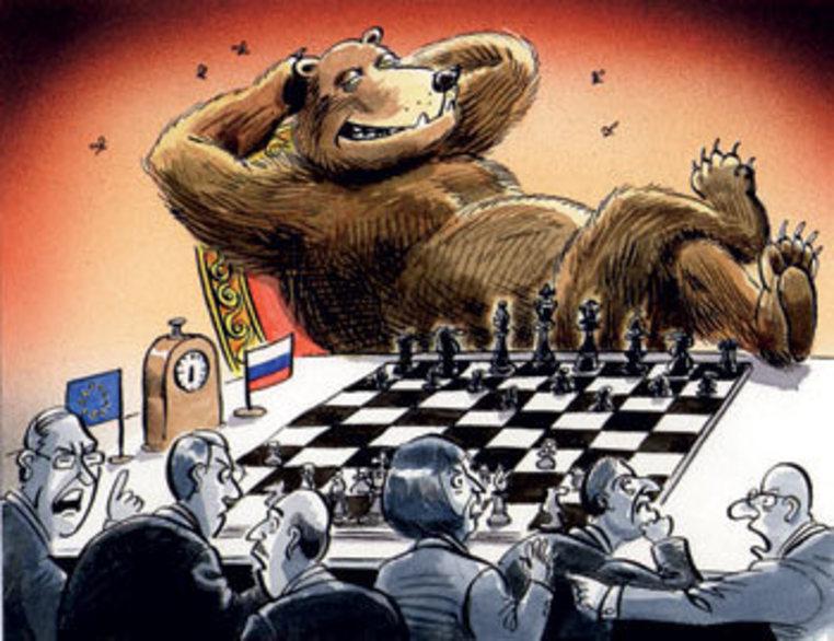 «Сэр, мы теряем интернет»: Россия переиграла Запад на чужом поле