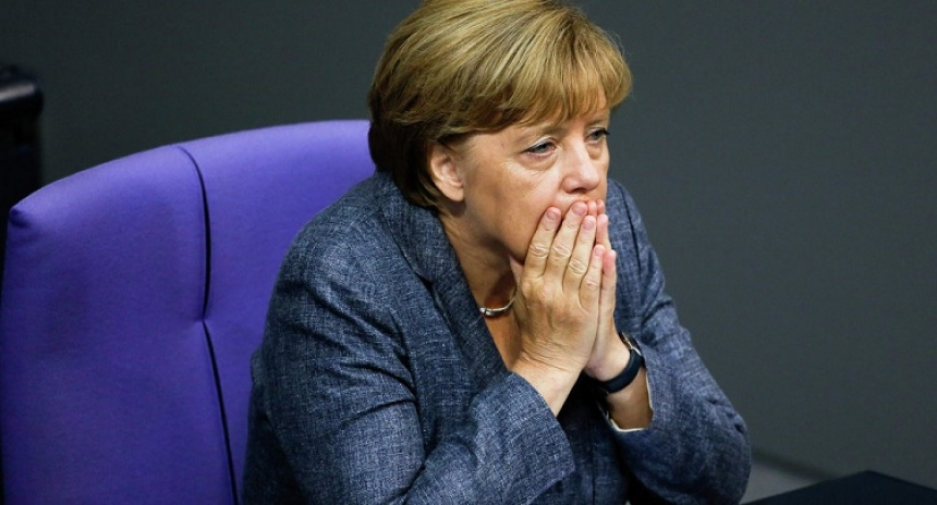 Русские идут: место Меркель …