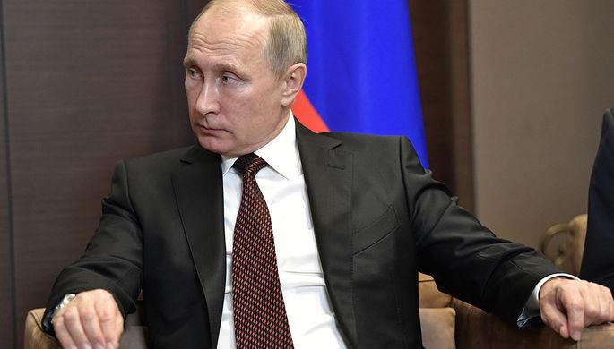 Путин поручил МИДу создать рабочую группу для защиты россиян за рубежом