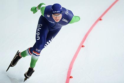 Перенесенный из России финал КМ по конькобежному спорту примет Норвегия