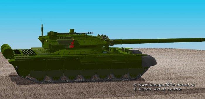 «Армата» - танк будущего