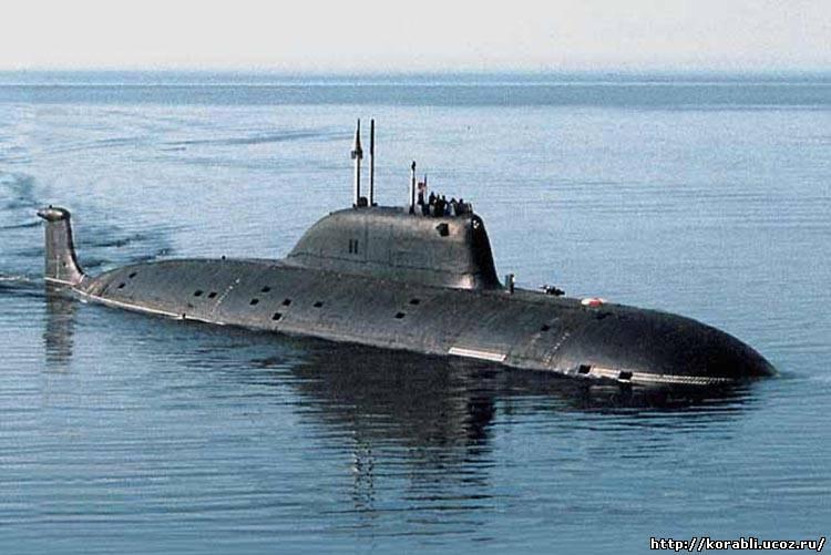 Бушующие страсти в душе подводника