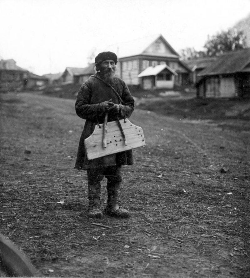 Дореволюционная Россия на фотографиях. Крестьянский быт Заволжья