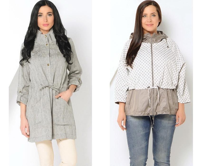 Модные ветровки 2017 женские на полных