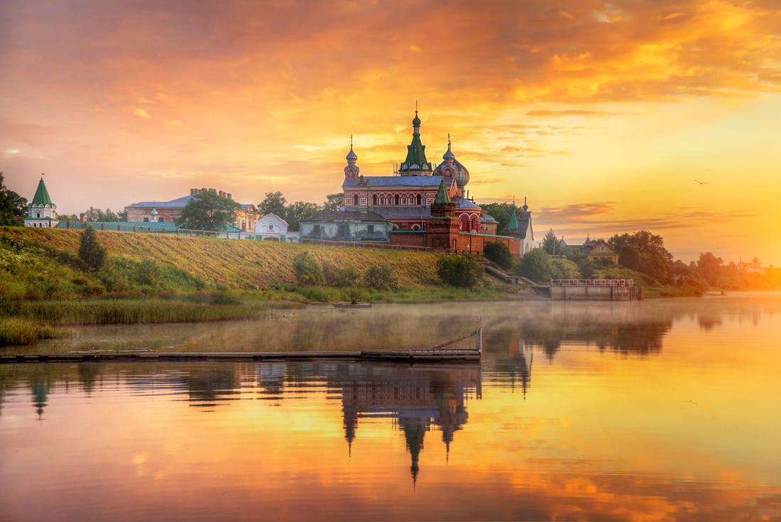 Старая Ладога - древняя столица Северной Руси
