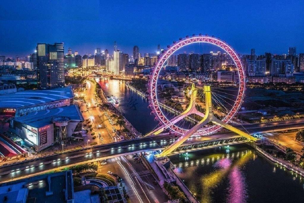 10 самых больших городов мира по площади