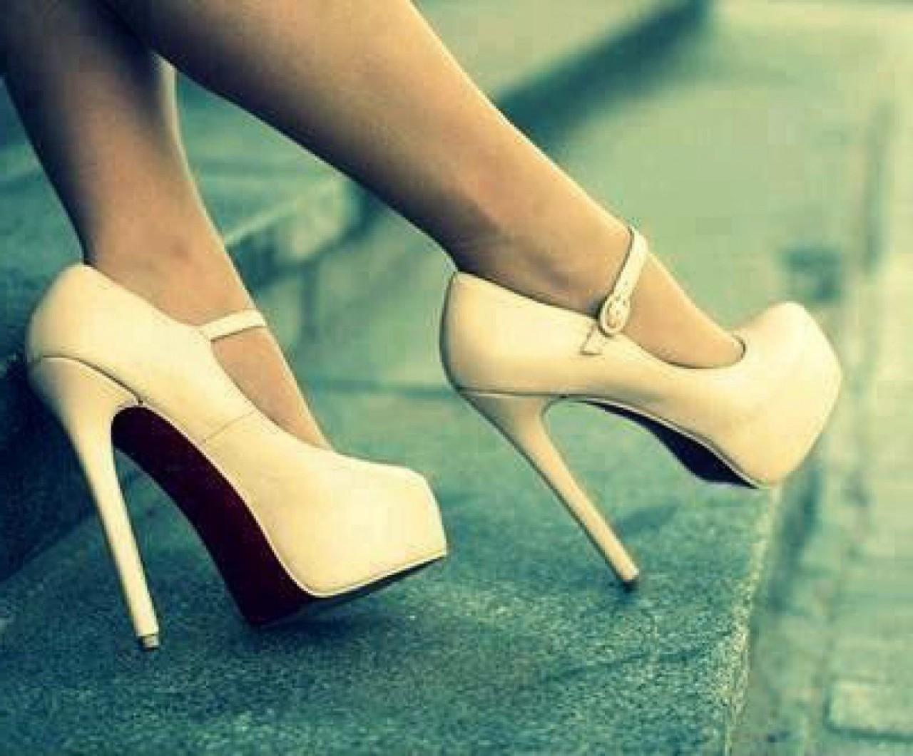 Как БЕЗ боли носить высокие каблуки целый день?