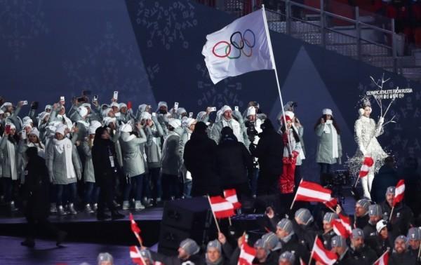 Нет России - нет Игр: запрещённый флаг был поднят!