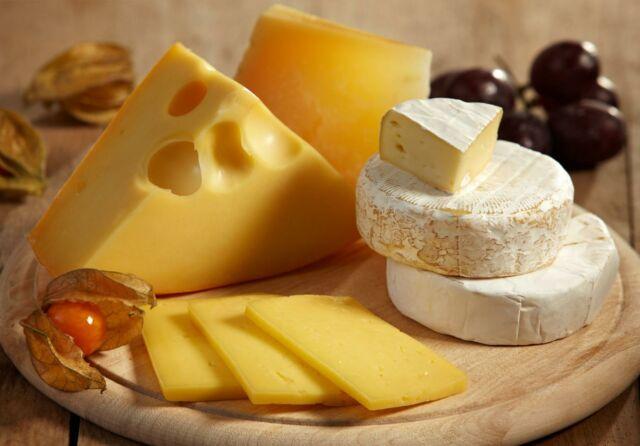 Основные виды сыров с названиями и описанием