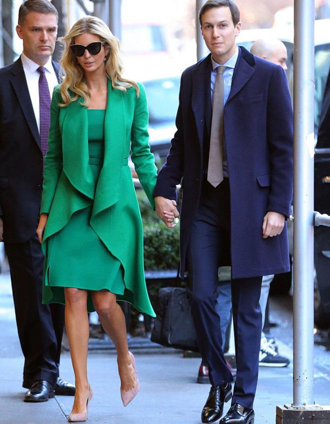 Модница недели: 5 образов Иванки Трамп
