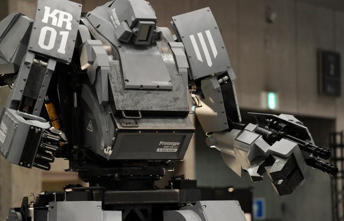 6 самых странных роботов, которые могут испугать не на шутку
