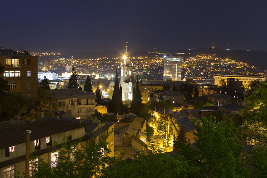 Тбилиси глазами туриста.