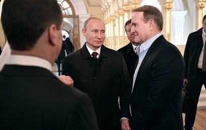 Путин поддержал предложение об обмене пленными в Донбассе