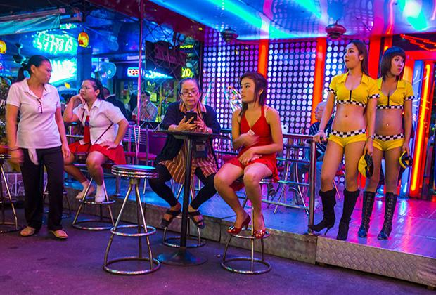 Проститутки в сайгоне