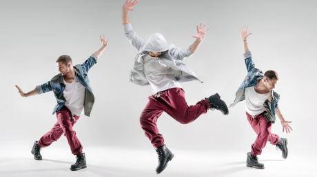 Основные виды современных танцев. Мельбурн Шаффл