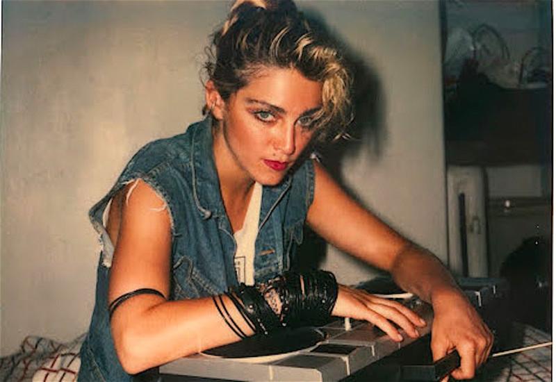 Утерянные снимки Мадонны