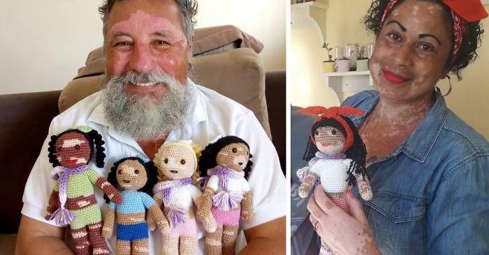 Дедушка придумал потрясающий способ помочь детям с редкой болезнью