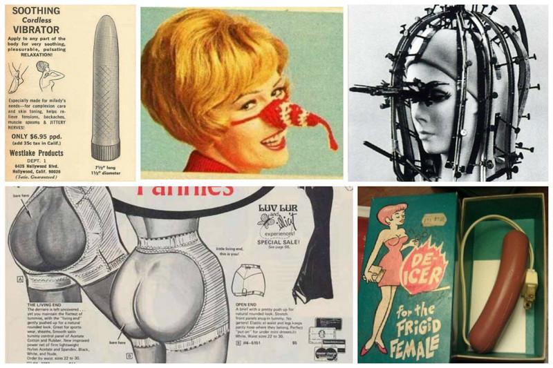 Невероятные, странные и удивительные женские хитрости из прошлого