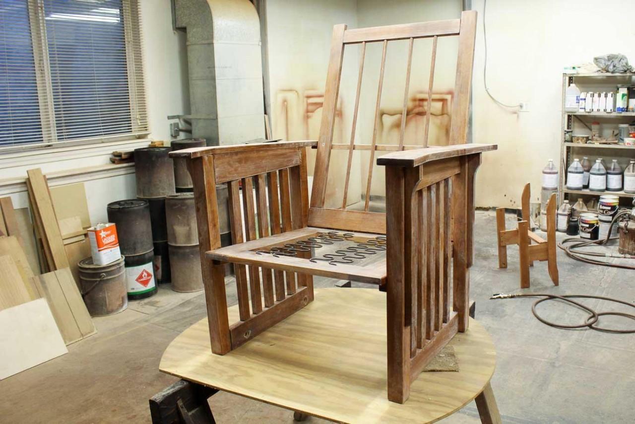 Переделка старых стульев своими руками фото