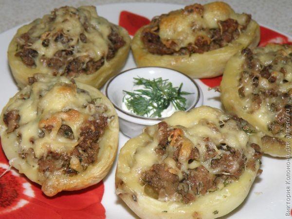 Пошаговый фото рецепт блюд из картофеля