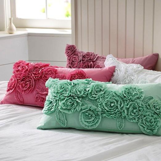 Подушки, как роскошь