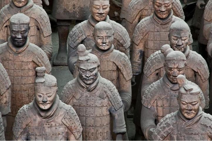 Археологи обнаружили в Китае…