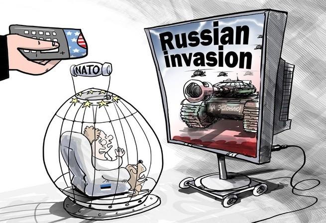 Как выглядят тайные планы захвата Россией Прибалтики?