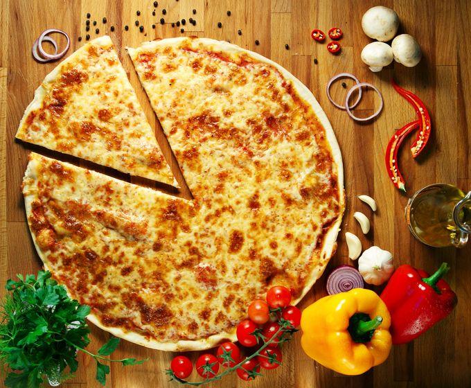 6 вкусных начинок для пиццы