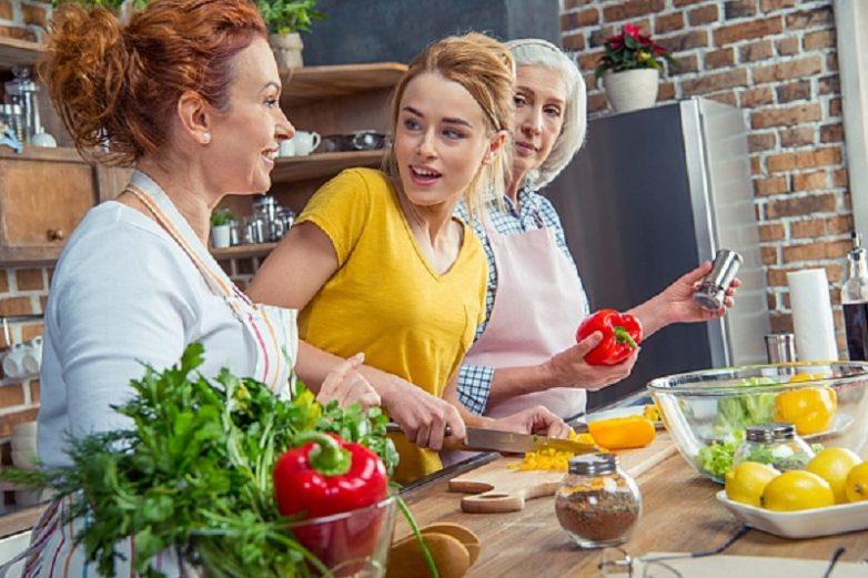 Из чего должен состоять пищевой рацион в 30, 40, 50 и 60 лет?