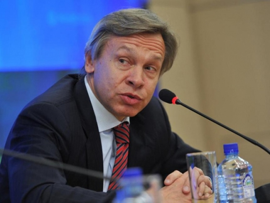 Не видели в Сочи, не заметим и в Москве: Пушков высмеял угрозы Джонсона