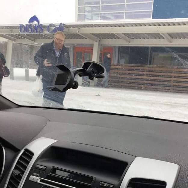 «Свежая форель очень хорошая в Финляндии. Что в этом такого?»