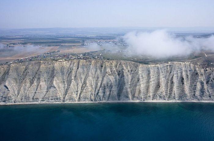 Песчаные пляжи Краснодарского края.